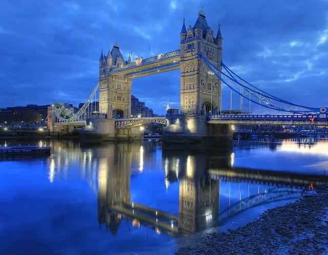 Peter Pan in London Bridge