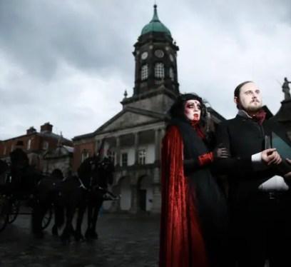 Bram Stoker festival, Dublin, Bram Stoker, Vampire