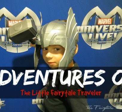 Marvel Universe Live the Little Fairytale Traveler7