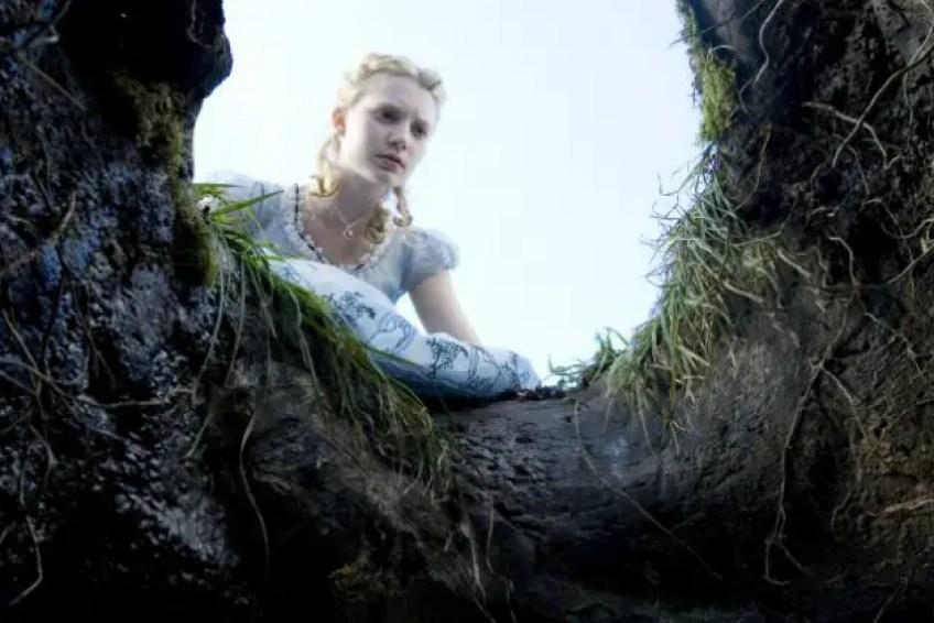 Alice in Wonderland Film Locations