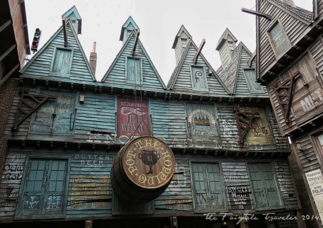 Carkitt Markett at Diagon Alley