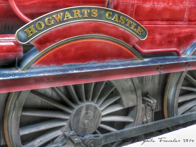 Hogwarts Express Diagon Alley