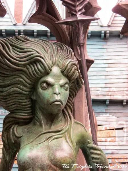 Spell locations Universal Studios Diagon Alley 3