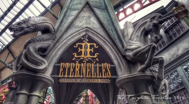 Universal Studios Diagon Alley 3