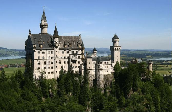 Bavarian fantasy