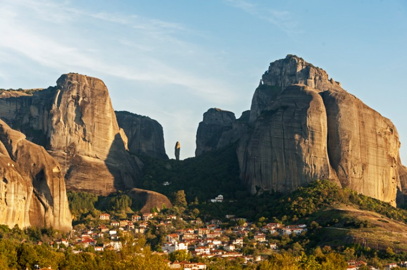 Greece Meteora Eyrie 1
