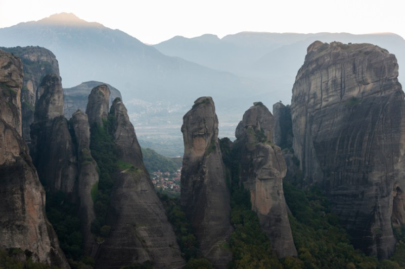 Greece Meteora Eyrie 7