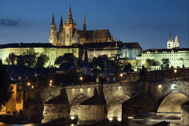 Prague grandeur