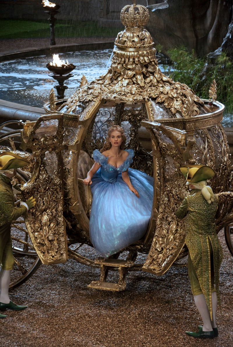 Upcoming Disney Movies 2015 New Cinderella