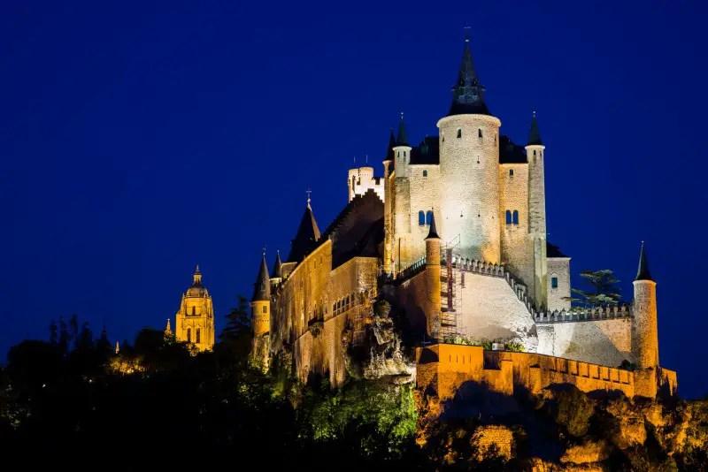 Castle that made Cinderella's Castle