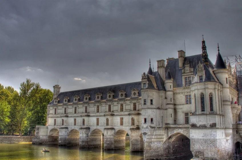 Cinderella's Castle, Chateau de Chenonceau