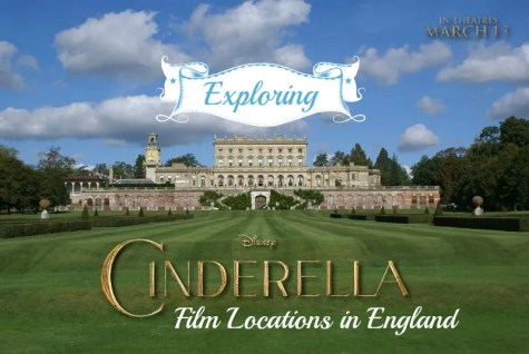 Cinderella Film Locations in England