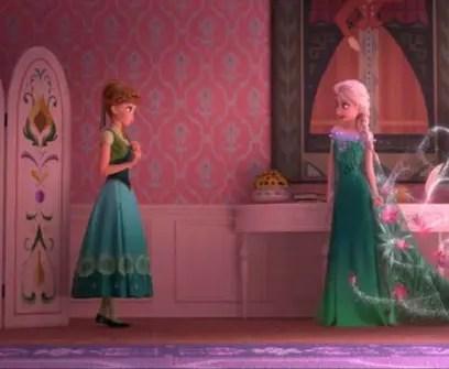 Frozen Fever by Walt Disney Pictures 5