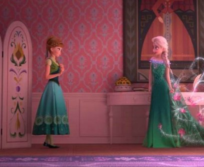 Frozen Fever by Walt Disney Pictures 5