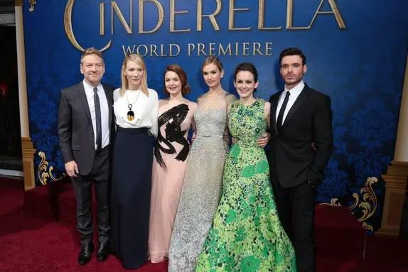 Cinderella Premiere El Capitan Theater