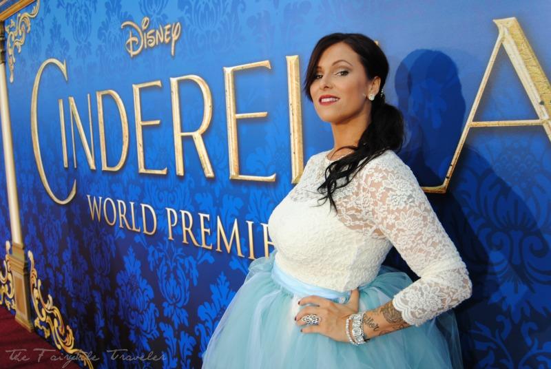 Christa Thompson, Cinderella Premiere, The Fairytale Traveler