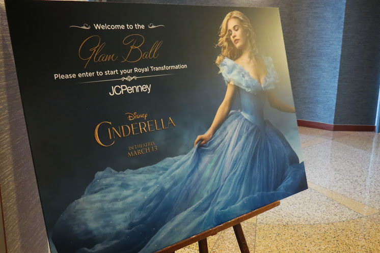 Cinderella JCPenney Glam Ball