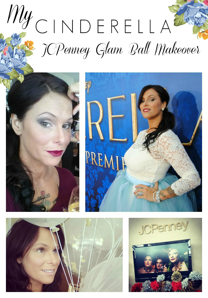 Cinderella Hollywood Premiere JCPenney Glam ball