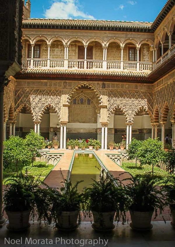 Game of Thrones Season 5 Film locations Alcazar in Seville