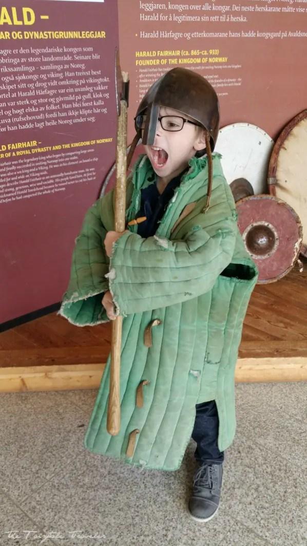 The LIttle Fairytale Traveler Avaldsnes