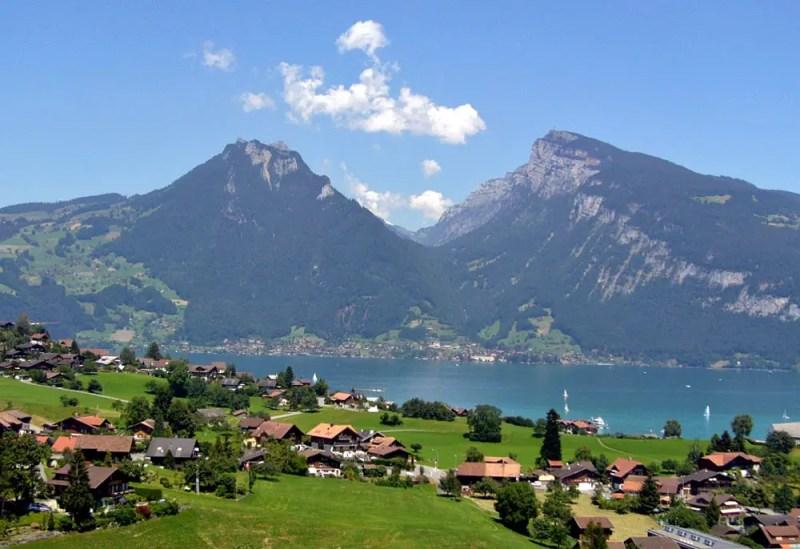 Lake Interlaken