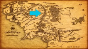 Real Inspirations for Middle Earth in Switzerland