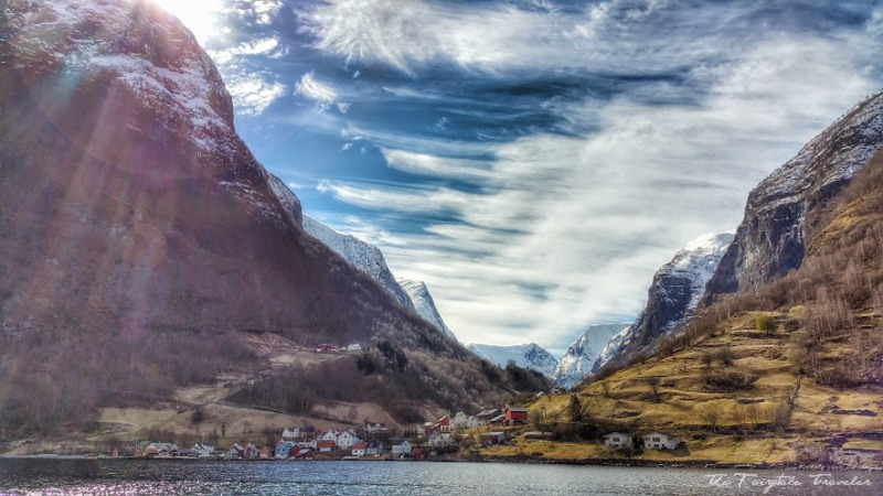 Fjord Cruise to Flam 11