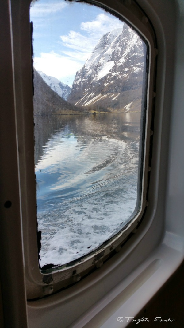 Fjord Cruise to Flam 3