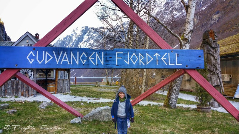 Gudvangen Norway Flam by Fjord Cruise