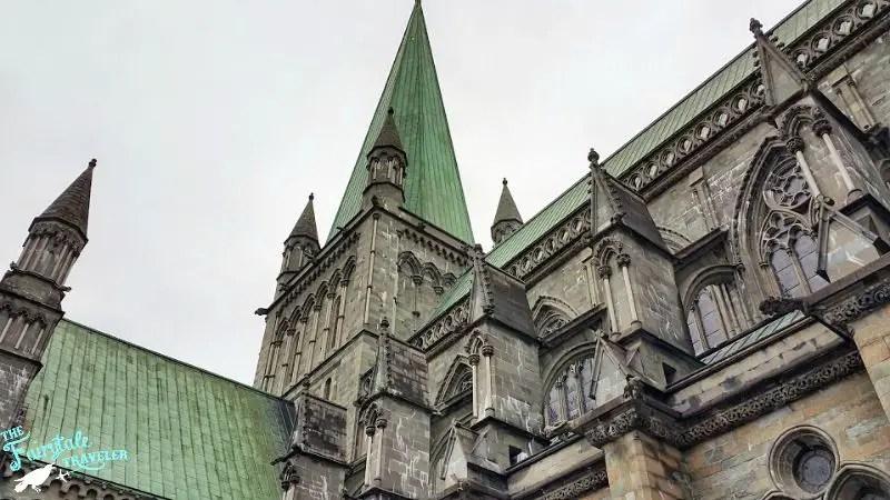Nidaros Cathedral Tower