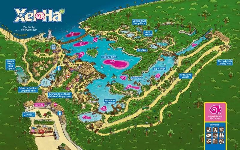 Xelha Riviera Maya