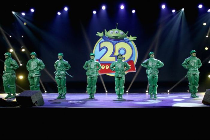 Toy Story 4 D23 EXPO 2015