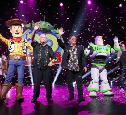 toy Story 4 D23 Expo