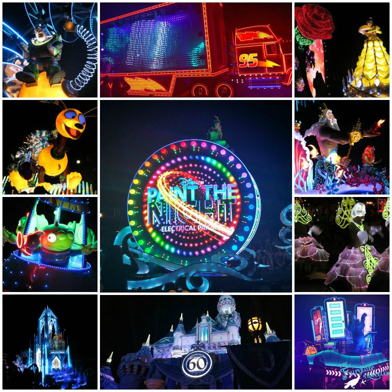 Disneyland 60 Paint the Night Parade