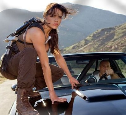 Fast Furious film still Michelle Rodriguez