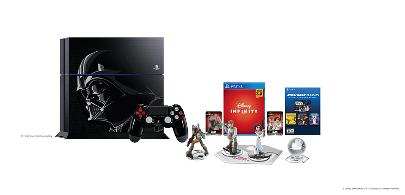Star Wars ps4 bundles