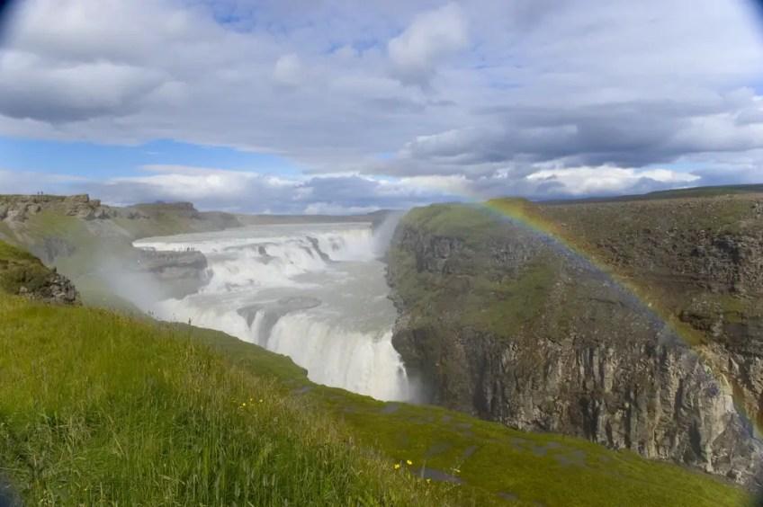 Gulfoss Iceland
