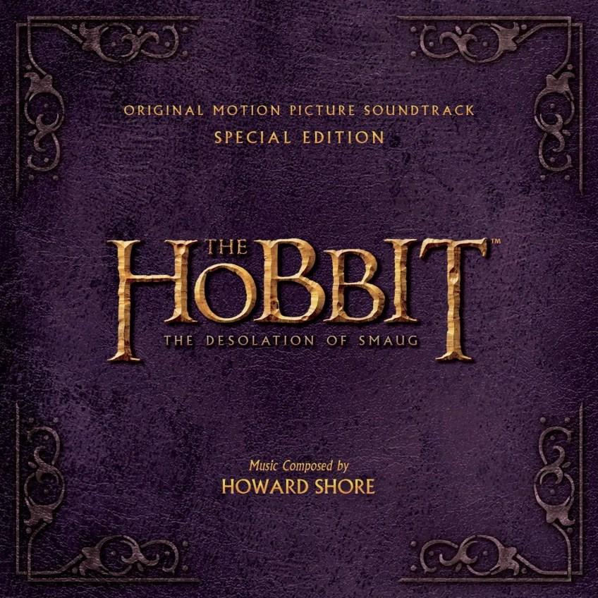 the hobbit desolation of smaug soundtrack