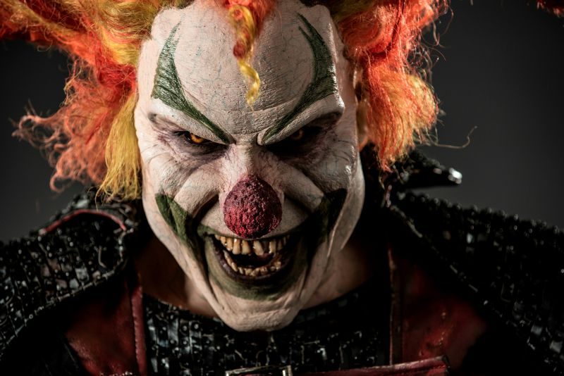 Jack the Clown Universel Orlando Halloween Horror Nights 2015