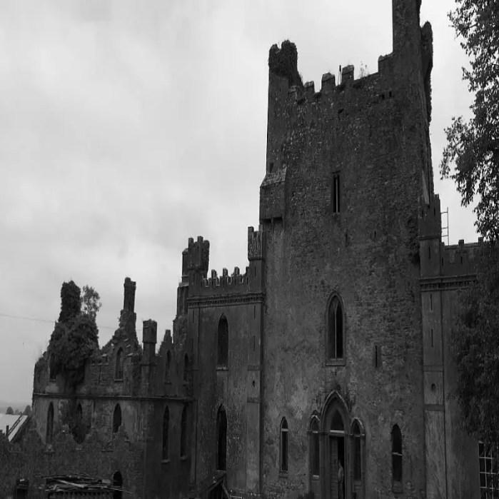Leap Castle haunted castles in ireland