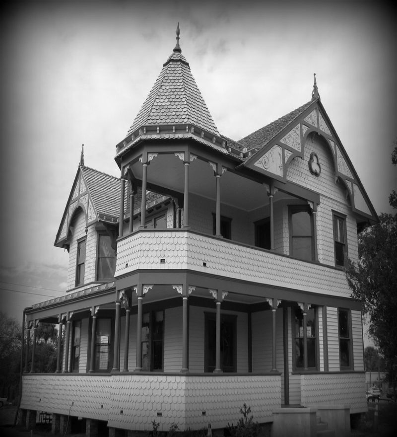 Haunted Places in Florida Pritchard