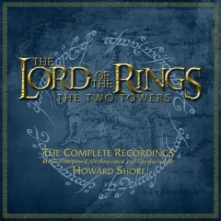 the lord of teh rings the two towers soundtrack