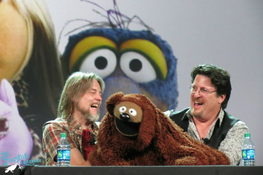 The Muppets D23 Expo Panel8