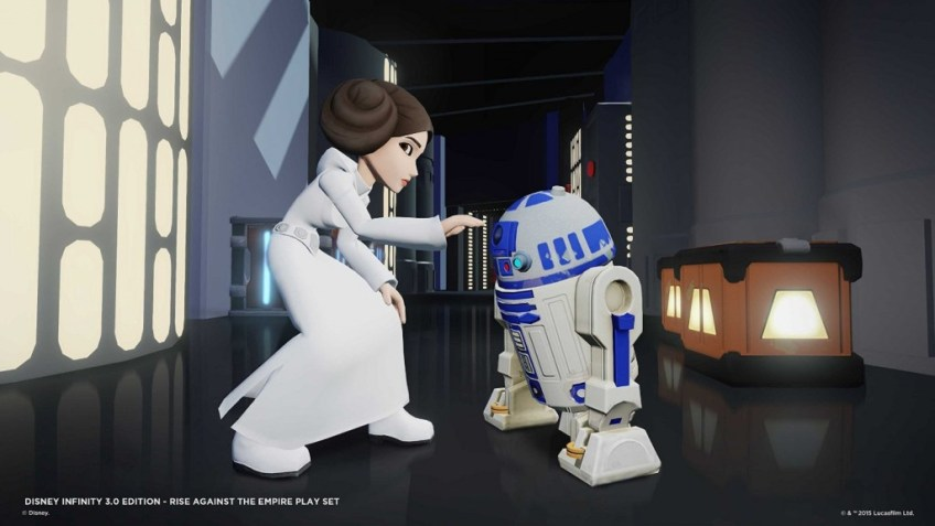 Disney Infinity 3.0 Rise Against the Empire