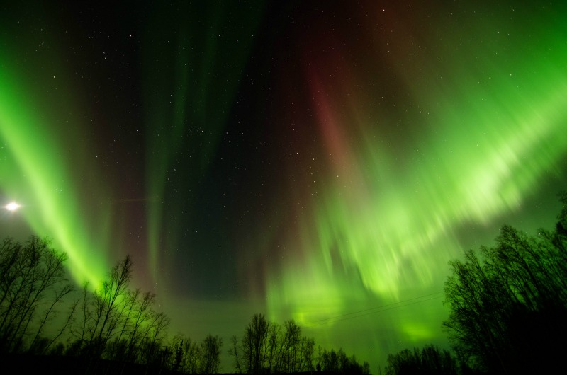 Alaska northern lights marijuana legalization weed tourism