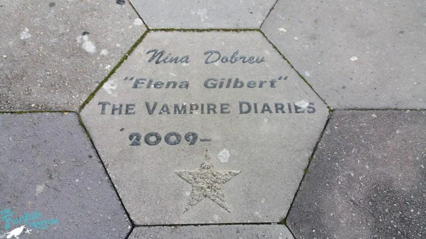 Nina Dobrev Star in Mystic Falls Covington
