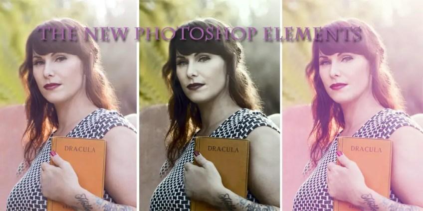 Photoshop Elements Christa Thompson
