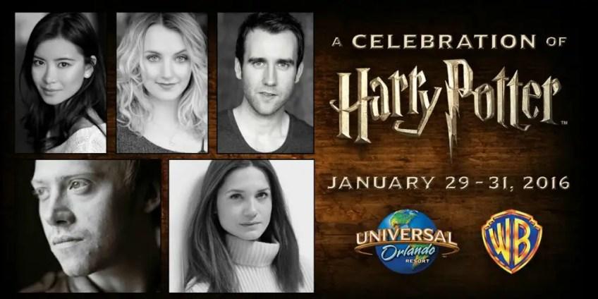 Universal Orlando Celebration of Harry Potter