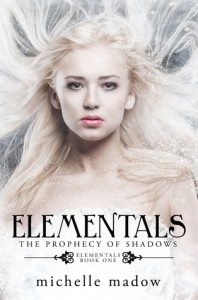 Elementals: The Prophecy of Shadows, book release1 2016, Fantasy novel, 2016 sci-fi and fantasy book releases