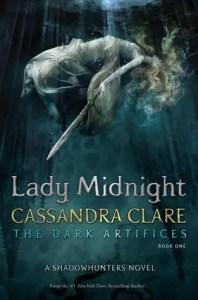 Lady Midnight by Cassandra Clare, fantasy sci-fi, book release 2016, 2016 sci-fi and fantasy book releases